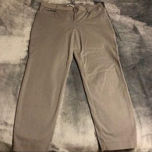 Maurice's Women's 13/14 Grey Dress Pants